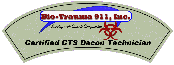 CTS Decon training
