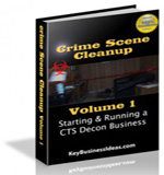 start crime scene cleanup business