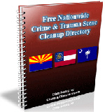 crime scene cleanup directory
